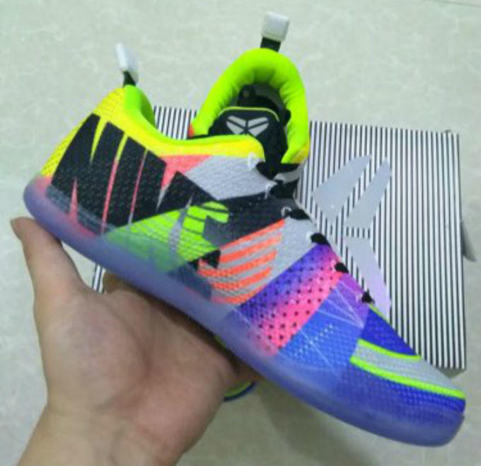 5f4d8b214a70 Get Your First Look at the Nike Kobe 11  Mambacurial  - WearTesters