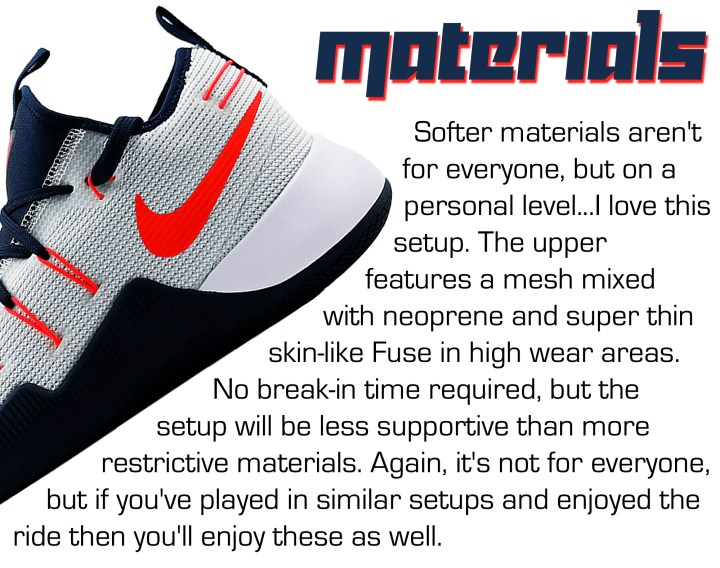 finest selection 605f2 d85f3 ... Hypershift - Materials Hypershift - Fit Hypershift - Support Hypershift  - Overall Nike Hypershift Performance Review Score
