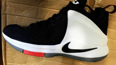 Nike Zoom Witness - Side view