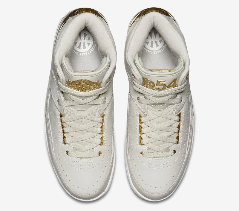 The Air Jordan 2 Gets a  Quai 54  Colorway - WearTesters a87355ace