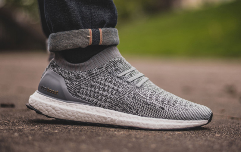 db763d3bfd97 The adidas Ultra Boost Uncaged is Available Now in Clear Grey ...