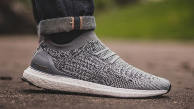 best service b2516 7297b The adidas Ultra Boost Uncaged is Available Now in Clear Grey