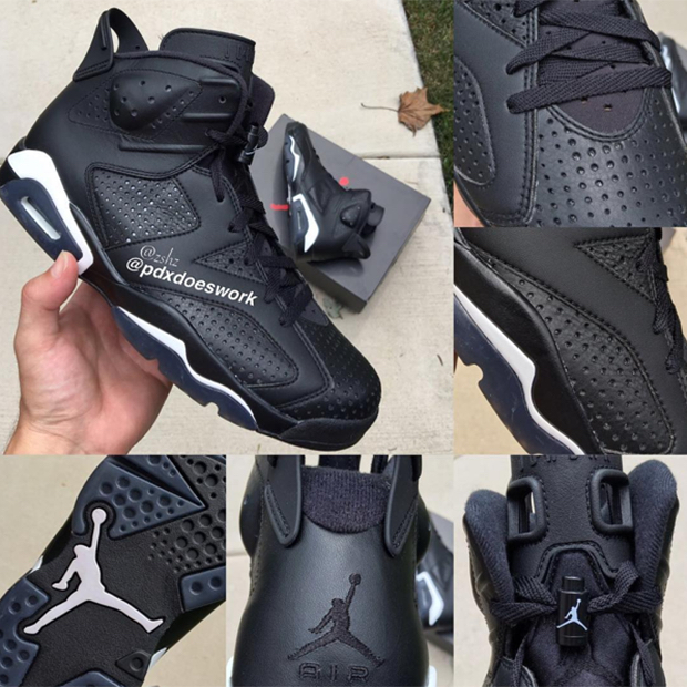 3d50eb767b9c8d An Air Jordan 6 Black Cat is Coming - WearTesters