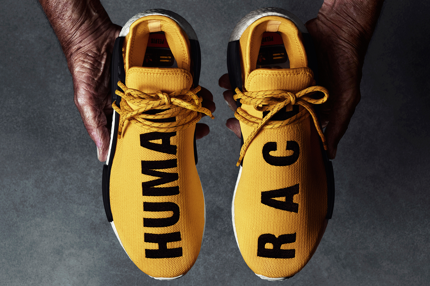 70a26d544738b Get an Official Look at the adidas x Pharrell NMD  Human Race ...