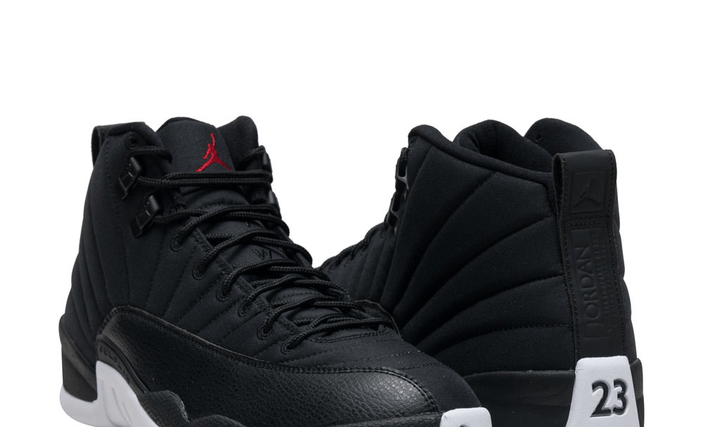 6057b015b5a An Official Look at the Air Jordan XII Retro  Nylon  - WearTesters