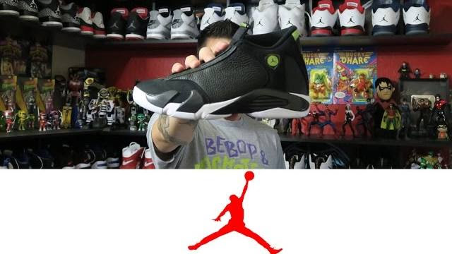 timeless design 5d0ba 7d725 Air Jordan 14 Retro  Indiglo    Detailed Look and Review - WearTesters