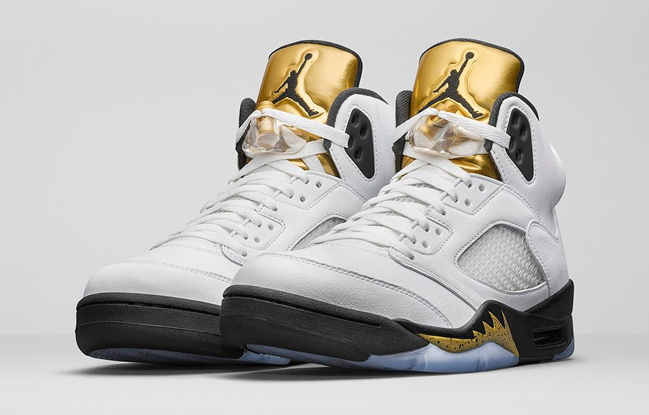 Air Jordan 5  Gold Medal  is Set to Release - WearTesters f241a6fe0