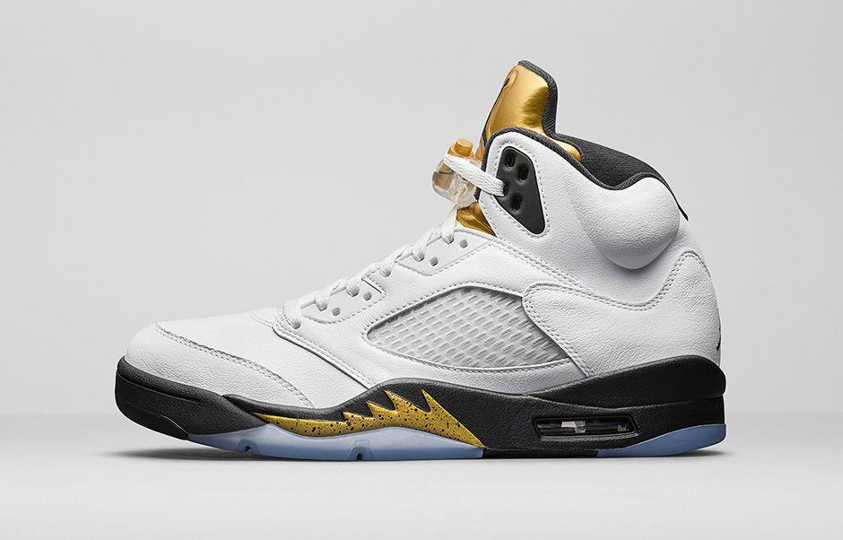 bf6a645b463c79 Air Jordan 5 Retro Gold Medal 2 - WearTesters