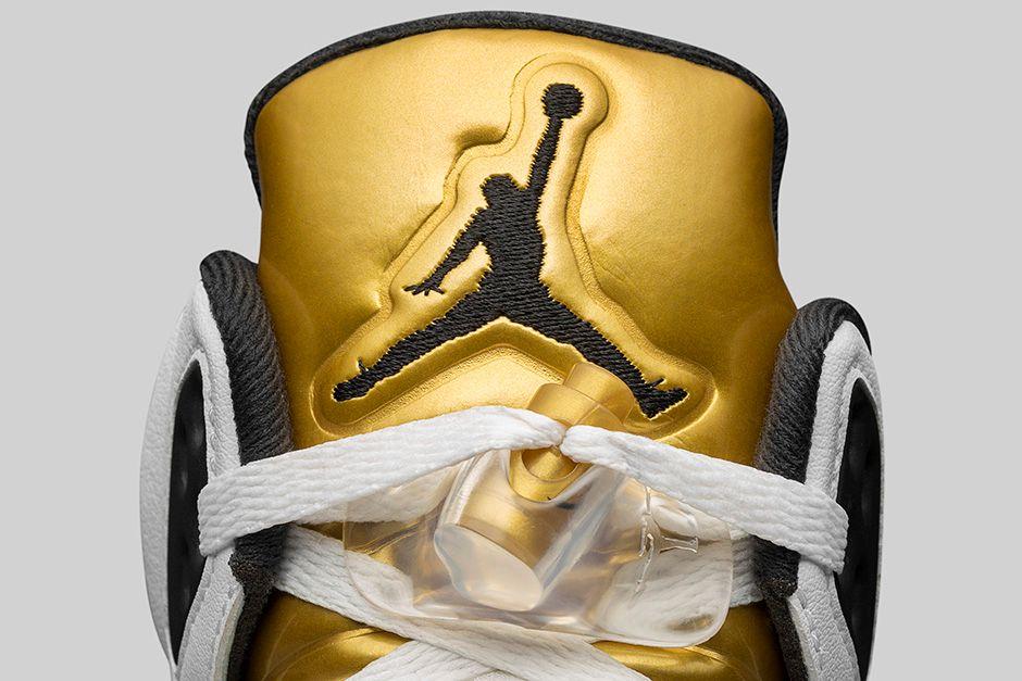 537f3351b643d6 Air Jordan 5 Retro Gold Medal 6 - WearTesters