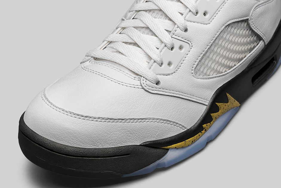 a8a25ded6f35f5 Air Jordan 5 Retro Gold Medal 7 - WearTesters