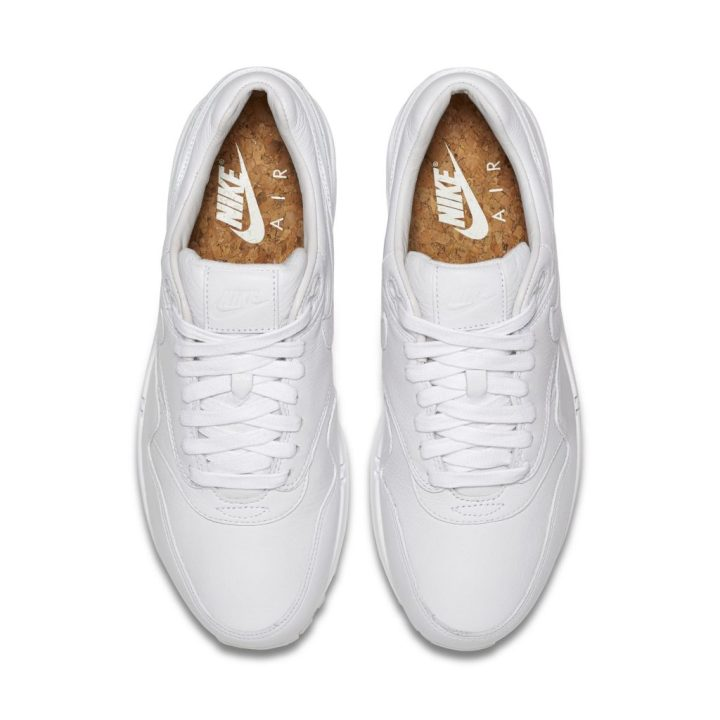 pretty nice d7089 82bdd Air Max 1 Pinnacle - White - Heel ...