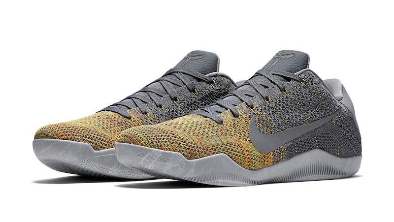 premium selection b602d 1cb18 Multicolor Flyknit Finds its Way Onto this Nike Kobe 11 Elite ...