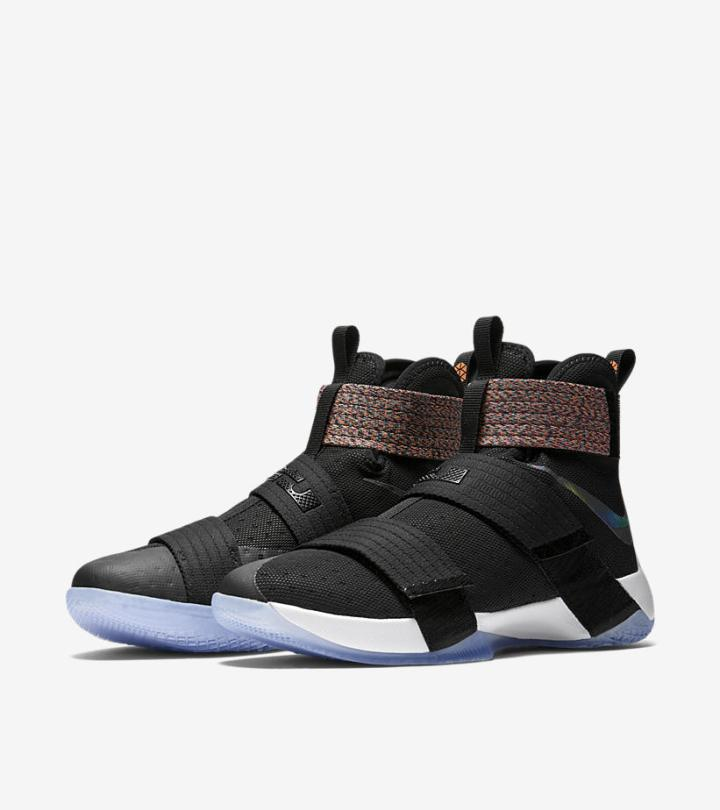 reputable site 6aba4 11a69 Nike LeBron Soldier 10  Unlimited  ...