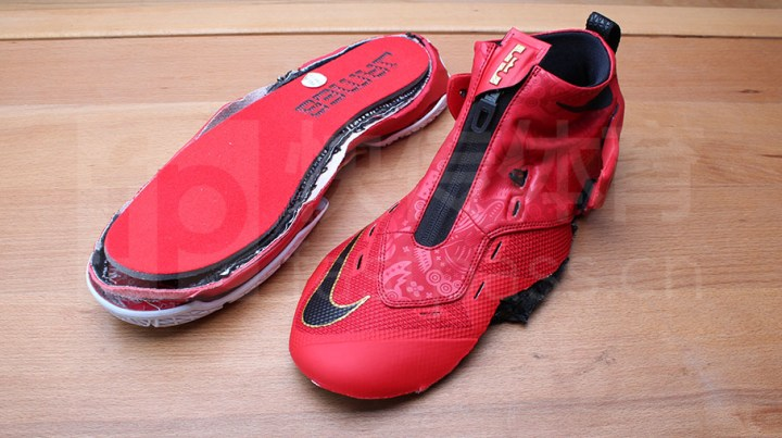 Nike Lebron Ambassador 8 - Deconstruct - TopBottom