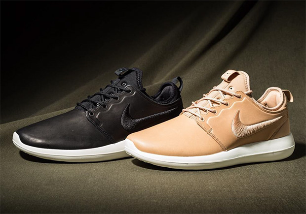 5156c13fbc88e The Nike Roshe Two Gets a Premium Version from NikeLab - WearTesters