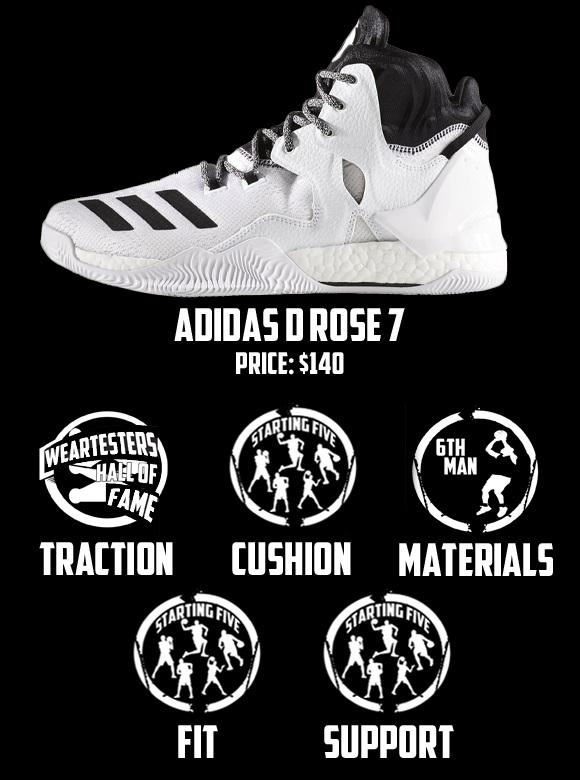 huge discount d0632 9ef40 Rose-7-Adidas Scorecard - NYJ23