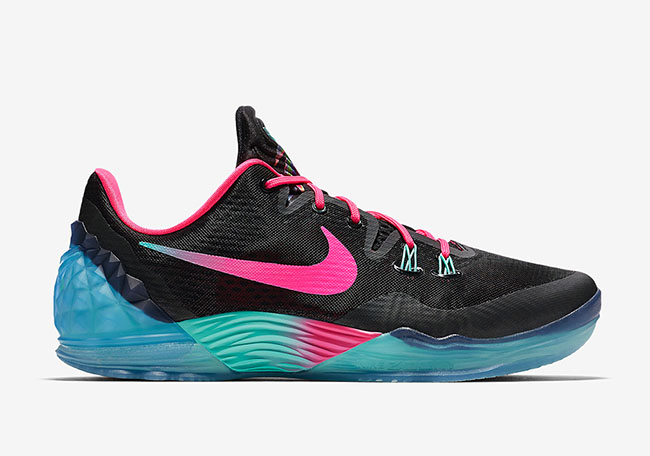 premium selection 6fe57 56af7 Nike Kobe Venomenon 5 South Beach