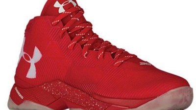 under armour curry 2.5 rocket red 1