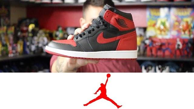 official photos 427fd 40492 Air Jordan 1 Retro  Banned  2016   Detailed Look and Review ...