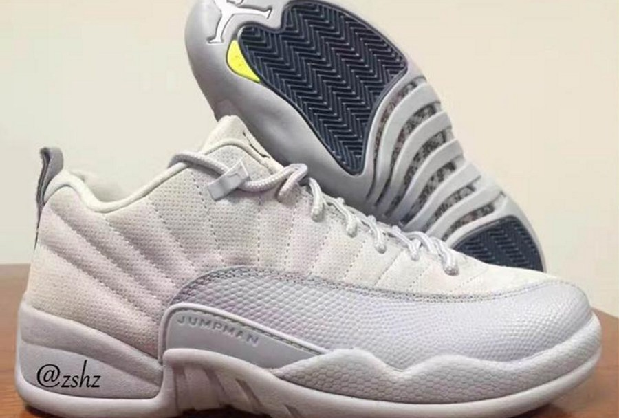 separation shoes 9d131 01ff6 Air Jordan 12 Retro Low   New Colorway for 2017 - WearTesters