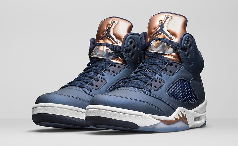 ce0ed212f5b1 The Air Jordan 5 Retro  Bronze  is Coming this Weekend - WearTesters