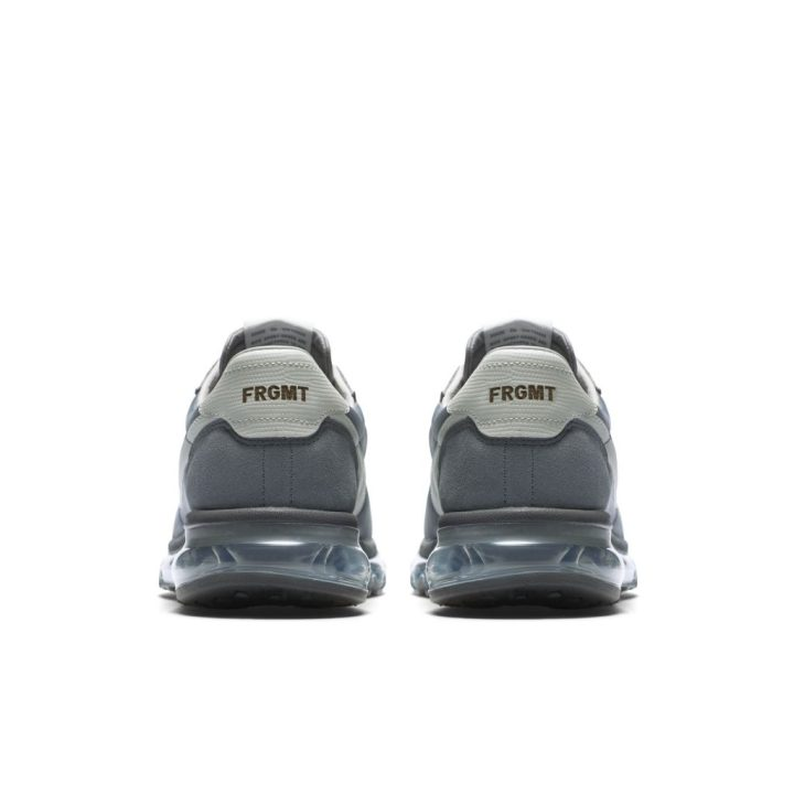 Air Max LTD 0 Fragment - Grey - Heel