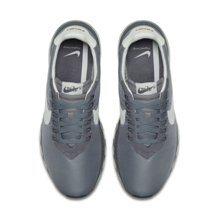 Air Max LTD 0 Fragment - Grey - Top