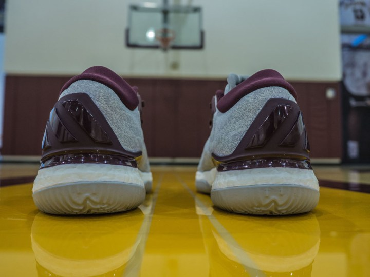 Get Up Close and Personal with the adidas CrazyLight Boost 2016 ASU Edition 2