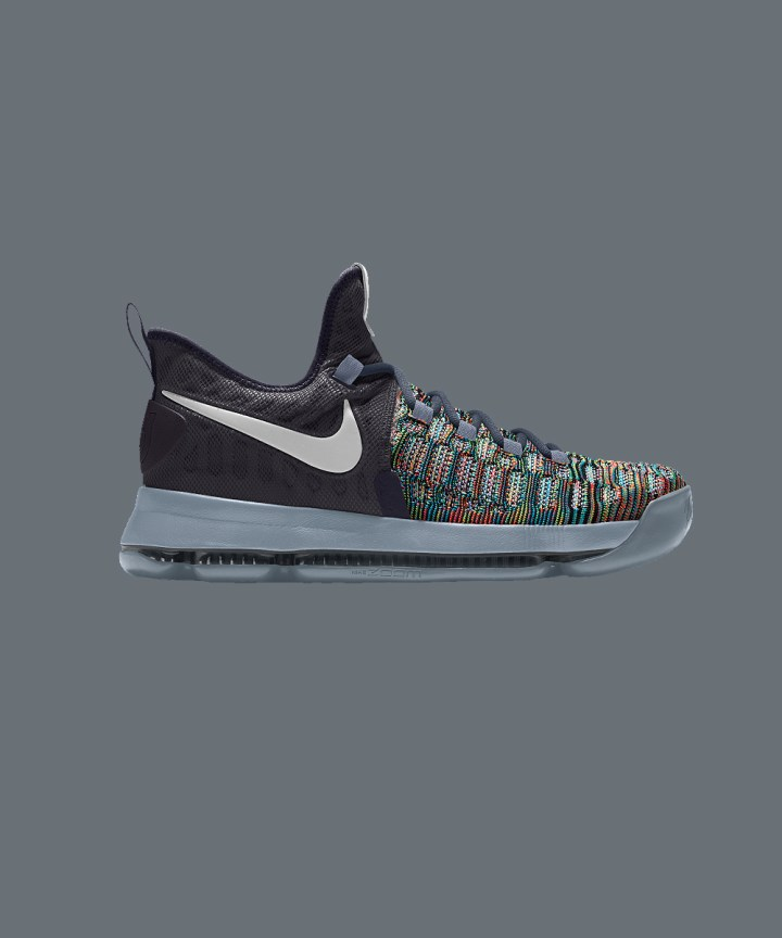 the latest fff92 0bbf8 New Multi-Color Options for the KD 9 is Available on NikeiD-1