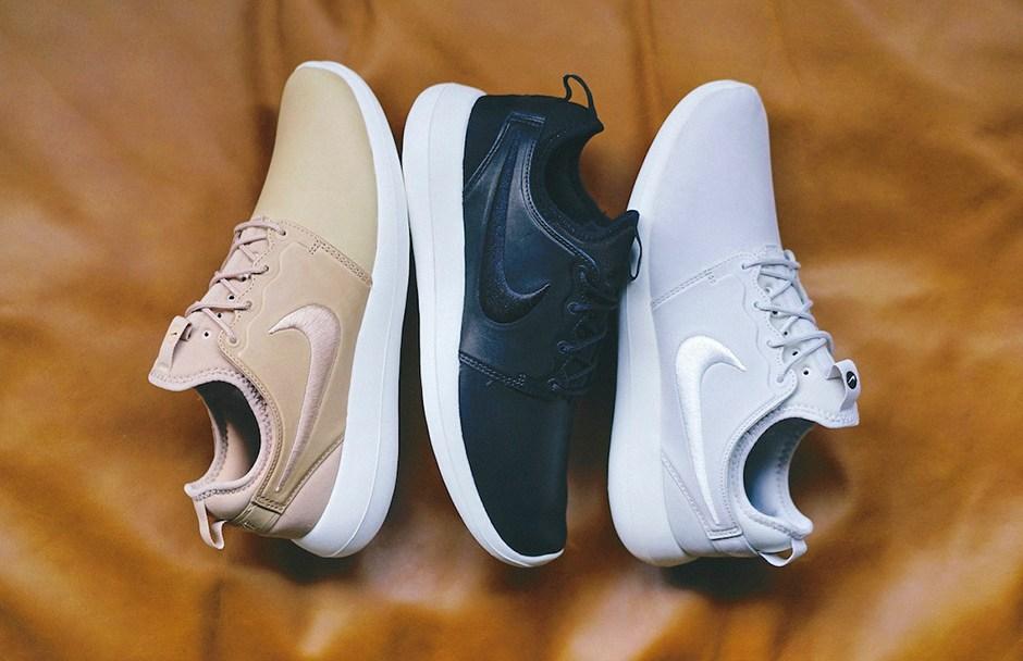 6b0036d0eb22 New NikeLab Roshe Two Premium Drops Tomorrow - WearTesters