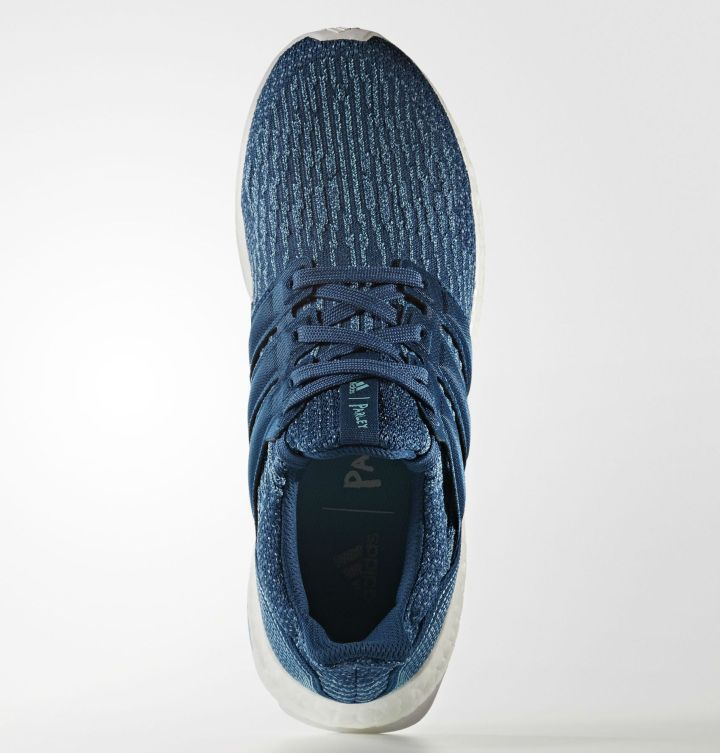 b0311bbfeb13aa adidas and Parley for the Oceans Collaborate on the adidas Ultra ...