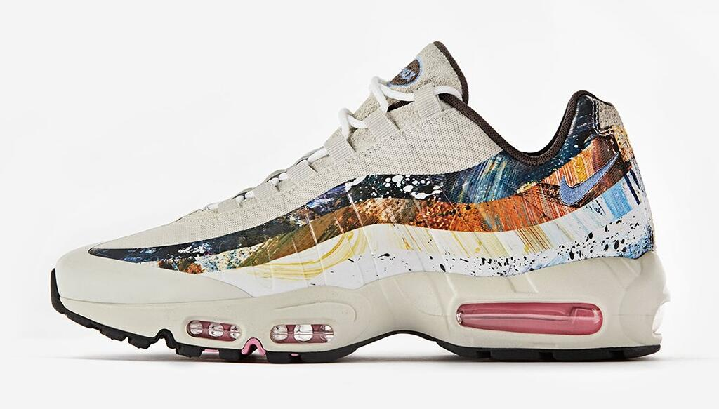 7219909629 The Dave White x Size? x Nike Air Max 95 is Available Now - WearTesters