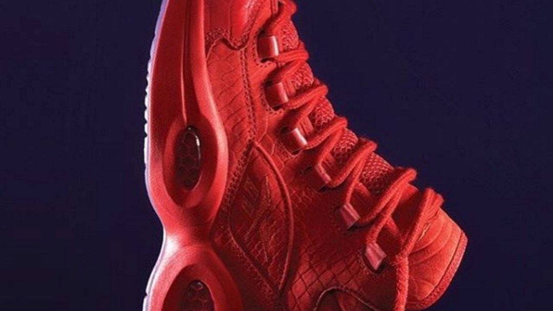 3d39db9c026a96 The Teyana Taylor x Reebok Question Mid Arrives In... - WearTesters
