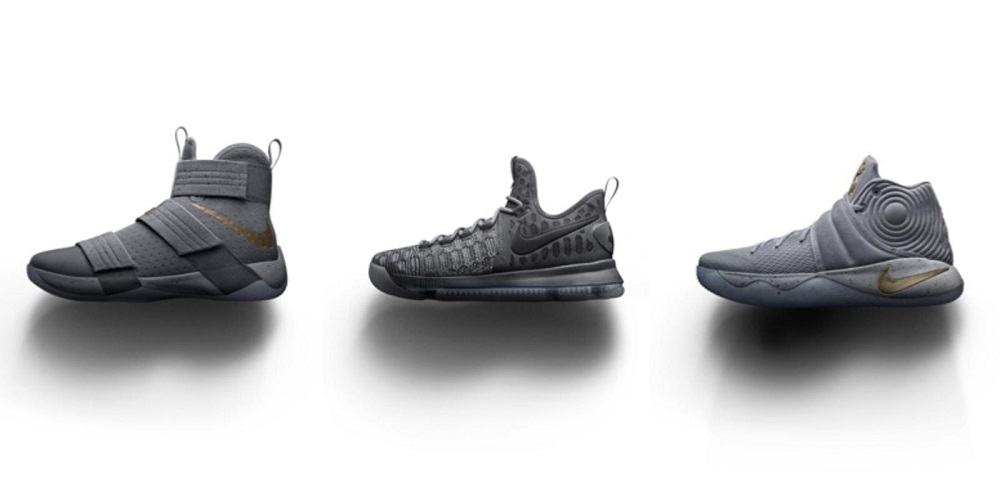 d128bcdbfa1 Nike Basketball  Battle Grey  Signature Pack Drops Tomorrow ...
