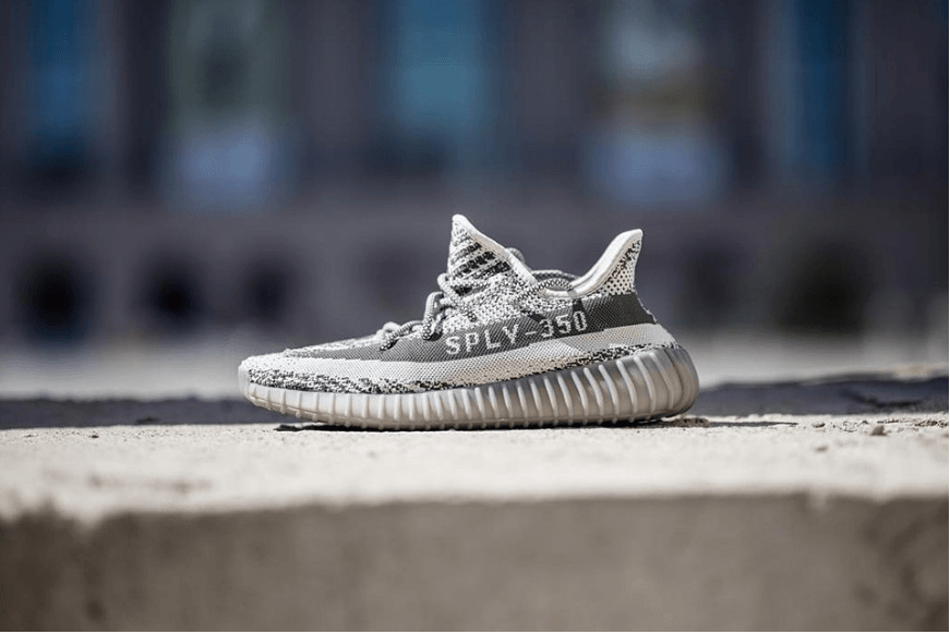 05ce4a09ab0ef9 Here s Your First Look at the All-Grey adidas Yeezy Boost 350 V2 ...