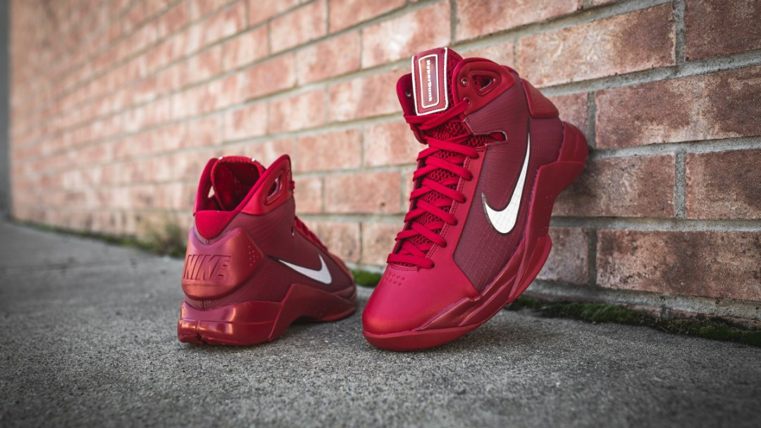 ea8f1c0f6562 The Nike Hyperdunk 2008 Appears in Gym Red - WearTesters