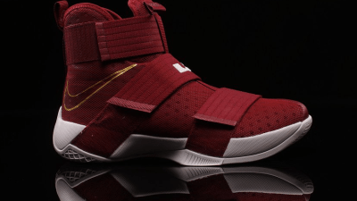 842177b2b39e The Nike LeBron Soldier 10  Christ the King  is Available Now