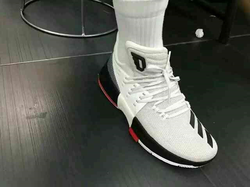 timeless design 426f7 6dc3b The Upcoming adidas D Lillard 3  On-Foot - WearTesters