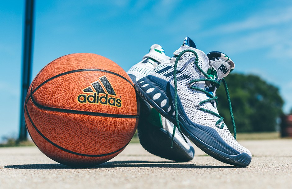 new styles fc736 4f0ec The Andrew Wiggins PE of the adidas Crazy Explosive is Available Now ...