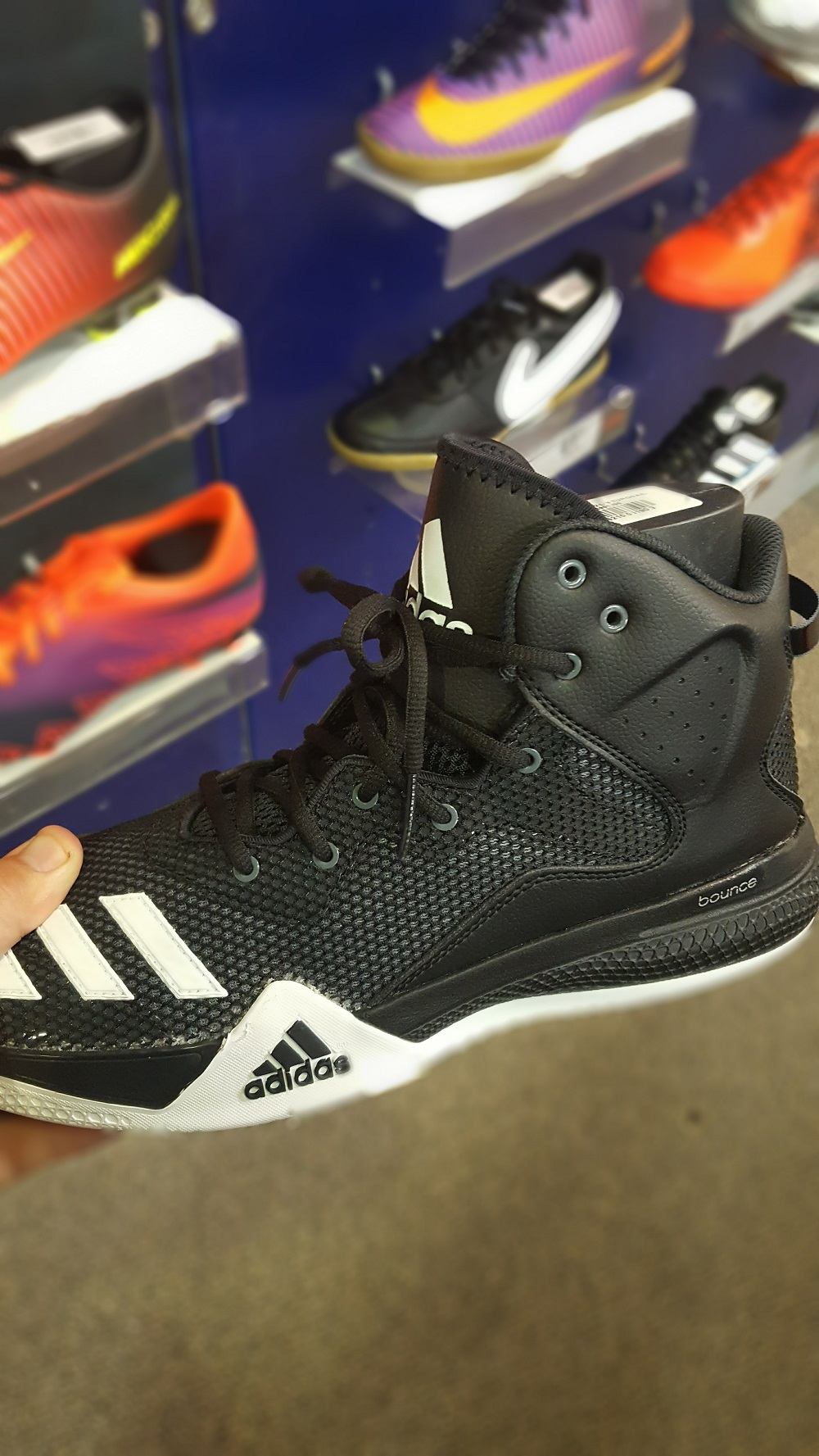 First Look at the adidas Dual Threat - WearTesters ee861c376
