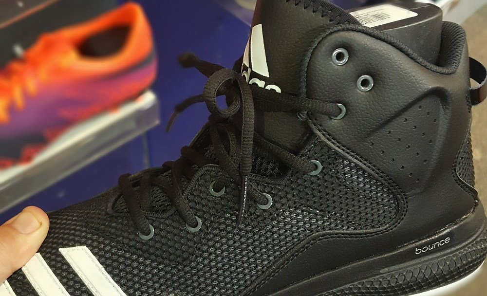 734fb589d3e First Look at the adidas Dual Threat - WearTesters