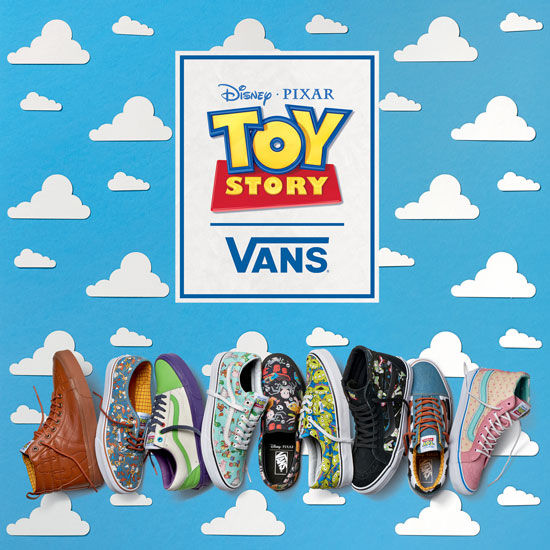f9a27b2e5b Toy Story x Vans Have an Upcoming Collaborative Collection - WearTesters