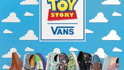 toy story x vans