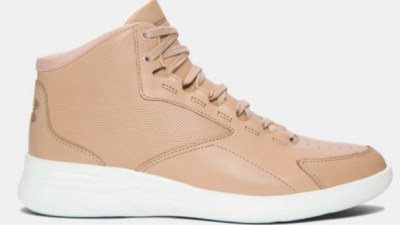 under armour charged pivot mid coral sands