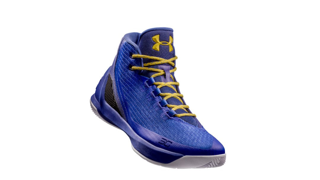 fc8563223da Under Armour Officially Unveils the Curry 3  Dub Nation Heritage ...