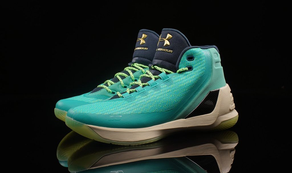 reputable site 72ecd 88ebe The Under Armour Curry 3 'Reign Water' is Available Early - WearTesters