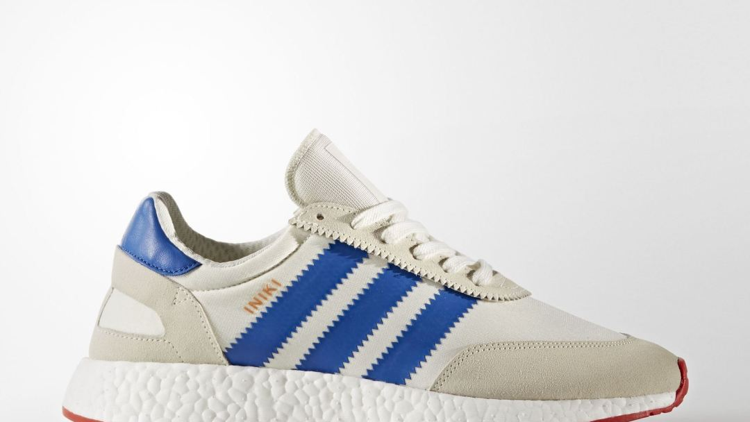 sale retailer 48914 0dd62 Adidas Iniki Runner Boost - Running White