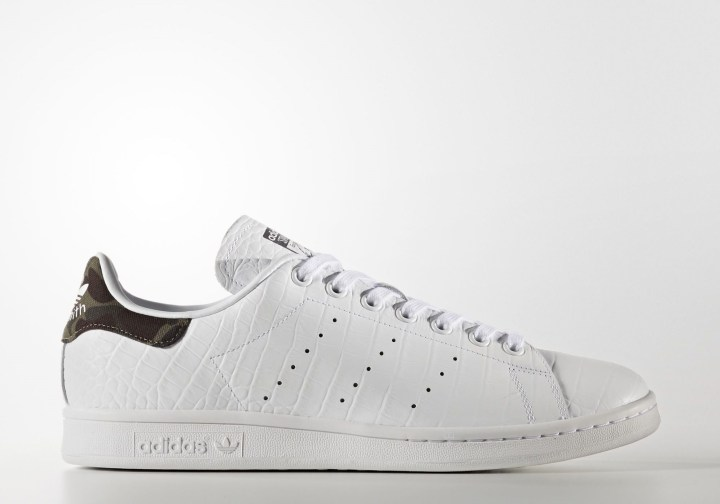 Adidas Originals Stan Smith Croc - Side