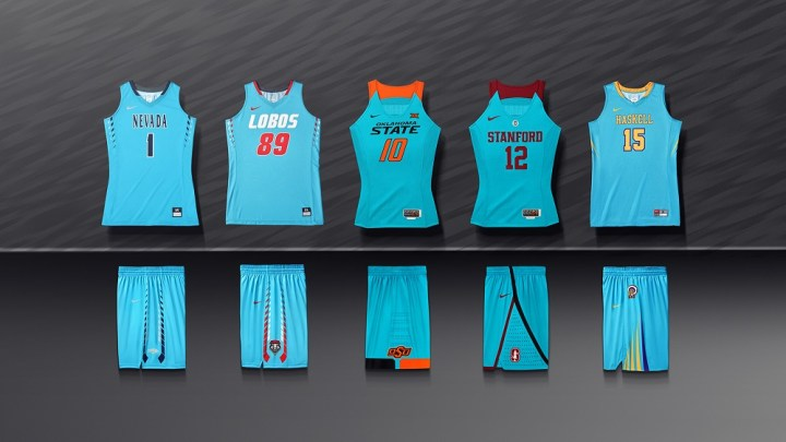 c99f8debd75 Nike Outfits Nine Schools in N7 Jerseys for Native American Heritage ...