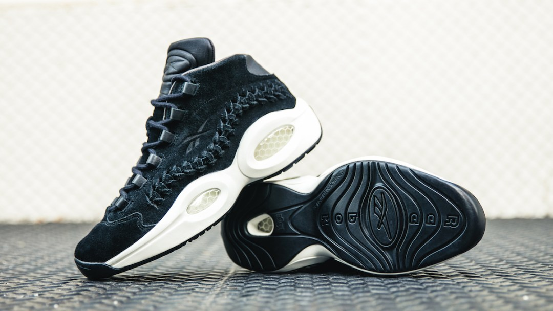 Hall of Fame x Reebok Question Mid 11